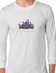 Haxiclesticks Castle Long Sleeve T-Shirt