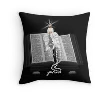 THE KING IS COMING -   THE KING FOR SURE IS COMING! Nations of the earth prepare the way for the coming of THE MESSIAH--PILLOW TOTE BAG Throw Pillow