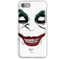 The Smiling Clown iPhone Case/Skin
