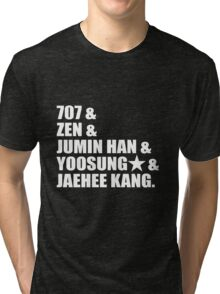 Mystic Messenger Tri-blend T-Shirt