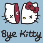 Bye Kitty by SW7 Design