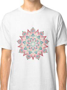 Mandala color 2 Classic T-Shirt