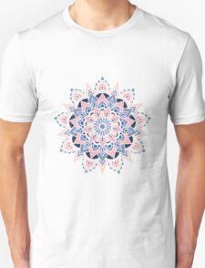 Mandala color 3 Unisex T-Shirt