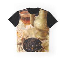 Arabian Tea Set Graphic T-Shirt