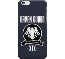 Raven Guard XIX - Warhammer iPhone Case/Skin