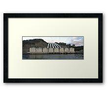 Tumut 3 Panorama Framed Print