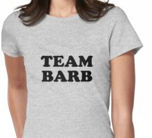 Team Barb Womens Fitted T-Shirt