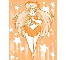 Chibi Sailor Venus Photographic Print