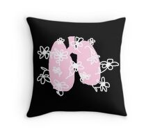 lungs Throw Pillow