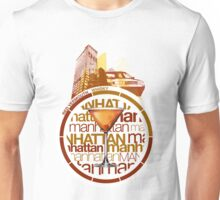 Manhattan recipe Unisex T-Shirt