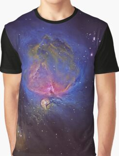 The Great Orion Nebula Graphic T-Shirt