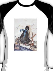 THE HARE & THE CROW T-Shirt
