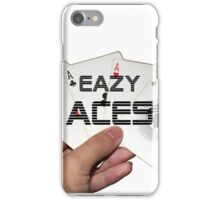 EaZy Aces iPhone Case/Skin