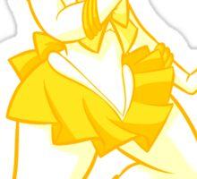 Chibi Sailor Uranus v2 Sticker