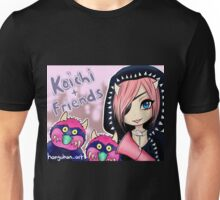 Koichi and Friends Unisex T-Shirt