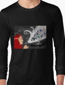 ARCANA Long Sleeve T-Shirt