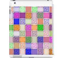 Draw the Line iPad Case/Skin
