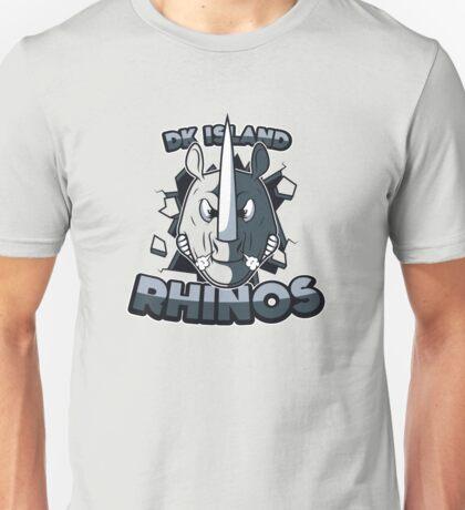 DK Island Rhinos Unisex T-Shirt