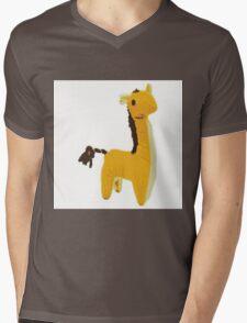 Jeff is My Homeboy Mens V-Neck T-Shirt