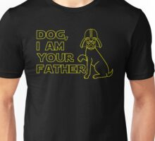 Dog I Am Your Father Darth Vader Unisex T-Shirt