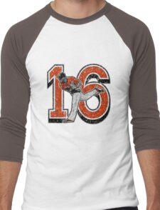 16 - Kid K (vintage) Men's Baseball ¾ T-Shirt