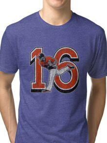 16 - Kid K (vintage) Tri-blend T-Shirt