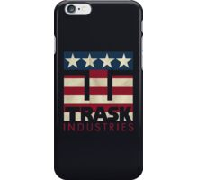 Trask Industries - Vintage Flag iPhone Case/Skin