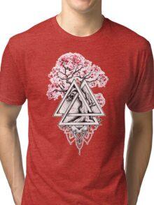 Bonsai triforce Tri-blend T-Shirt