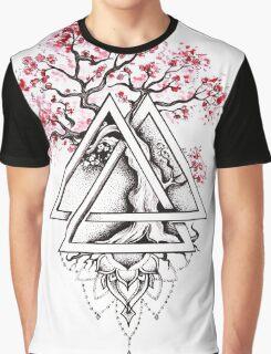 Bonsai triforce Graphic T-Shirt