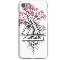 Bonsai triforce iPhone Case/Skin