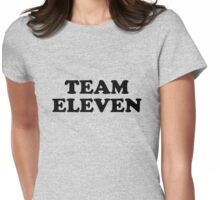 Team Eleven Womens Fitted T-Shirt
