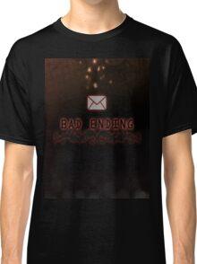 Bad Ending | Mystic Messenger Classic T-Shirt