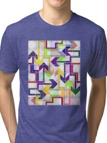 So Many Choices So Little Time Tri-blend T-Shirt