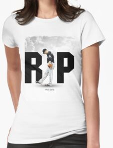 Jose Fernandez Dee Gordon Womens Fitted T-Shirt