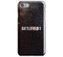 Battlefield 1 iPhone Case/Skin
