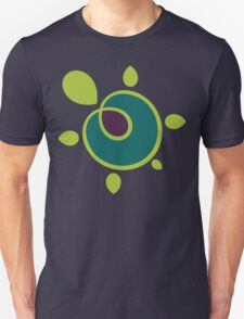 Jewel Tone Turtle Unisex T-Shirt