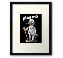 Play mo hip hop Framed Print