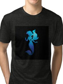 Under The Sea - Black  Tri-blend T-Shirt