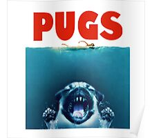 pugs Poster