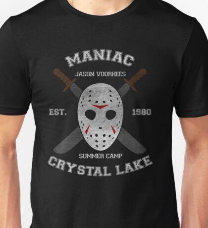 Maniac Unisex T-Shirt