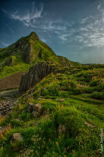 Giant's Causeway by Adam Northam