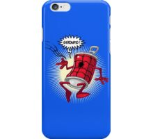 Spider-can iPhone Case/Skin