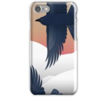 As the Crow Flies iPhone Case/Skin