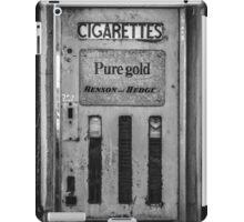 Cigarette Machine  iPad Case/Skin