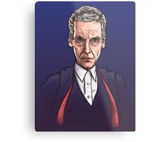 New Doctor Metal Print