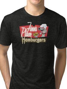 Finn's Place Tri-blend T-Shirt