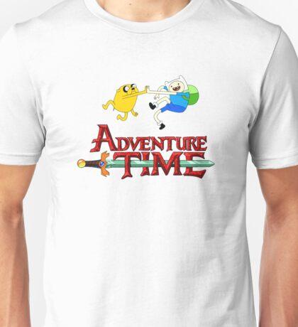 Adventure time high Unisex T-Shirt