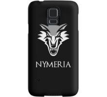 Direwolf Nymeria Samsung Galaxy Case/Skin