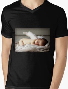 welcome to the world darling angel Mens V-Neck T-Shirt