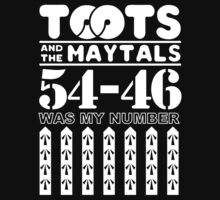 TOOTS AND THE MAYTALS GIFT Kids Tee